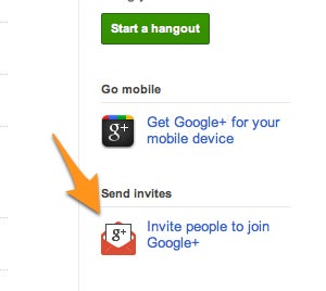 Share and Receive Google+ Invitations in the Google+ Invitation Thread [Update: Closed]