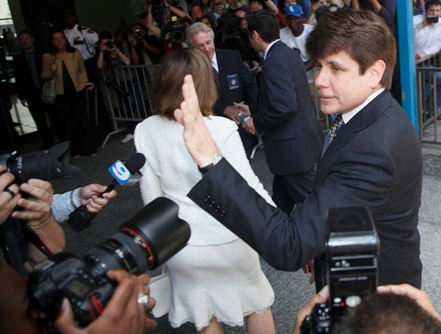 Massive Shock That Female Jurors Didn't Go Easy On Blagojevich