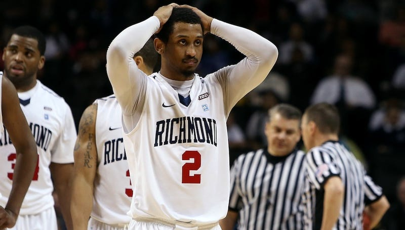 This Atlantic 10 Tournament Game Had One Of The Craziest Endings You'll Ever See