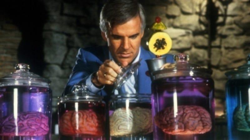 We've got hand transplants and face transplants... could brain transplants be next?