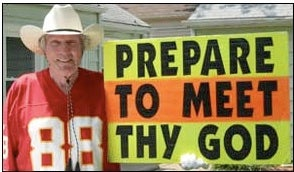 My 2003 Interview With Fred Phelps Of The Westboro Baptist Church