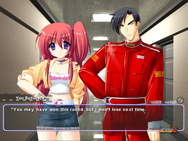 """This """"Adult 3D Racer"""" is Neither a Good Racing Game, Nor a Good Visual Novel"""