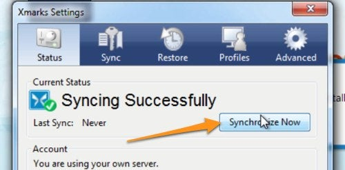 How to Continue Syncing Bookmarks with Xmarks on Your Own Server