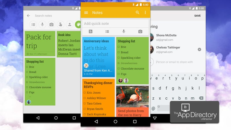 The Best Note-Taking App for Android