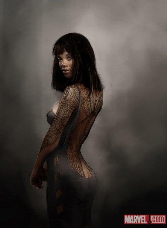 X-Men First Class photos and concept art