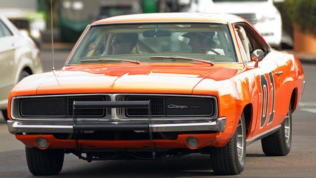 Masters Winner Bubba Watson Owns The Original 'General Lee'