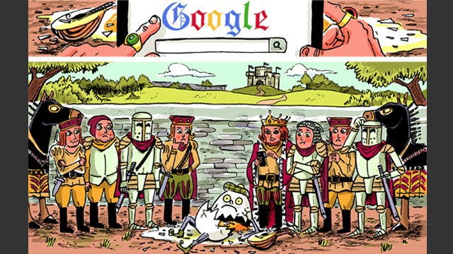 Google's Cartoon Caption-Writing Contest Tests Your Wit