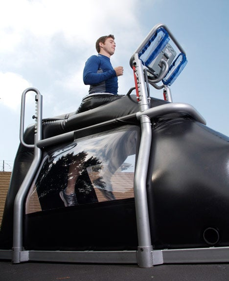 Alter-G Anti-Gravity Treadmill Approved by the FDA