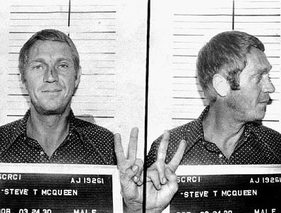 Even in a new movie, Steve McQueen is cooler than you