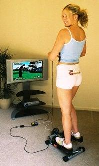 Gamercize: Making Exercise Fun!