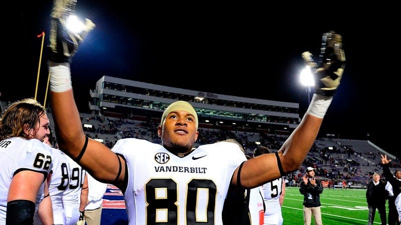 Vanderbilt Player Involved in Rape Cover-Up Pleads Guilty to Misdemeanor