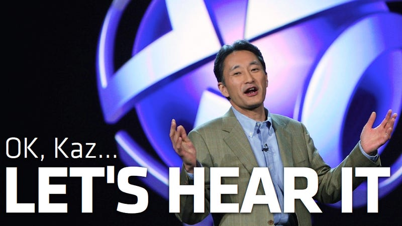 What Do You Want to Hear From Sony?