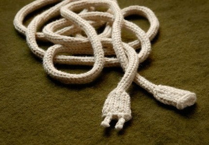 Knitted Cord Powers Up Your Soft Bondage Fantasies