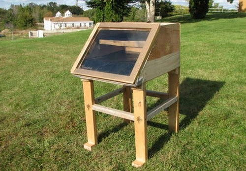 Build a Simple Solar Food Dehydrator for Chemical-Free Food Preservation