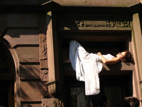 Who Is The Brownstone Bride?