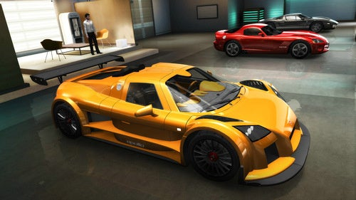 Test Drive Unlimited 2's Rides Are Gorgeous Inside And Out