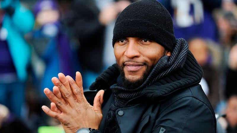 ESPN Hires Ray Lewis