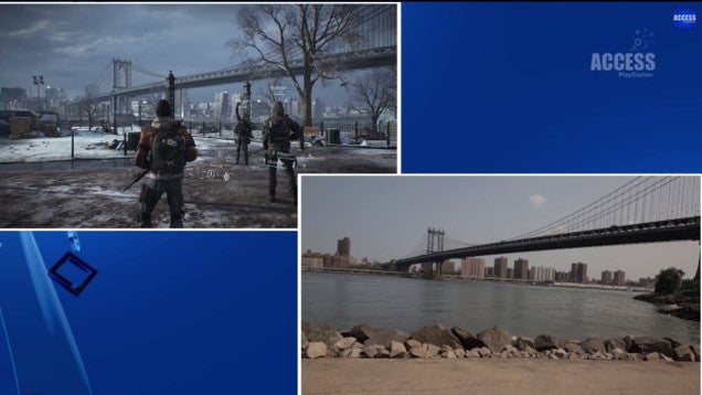 The Division's New York Versus Real New York