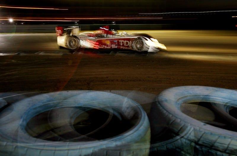 Audi R15 Kicks Ass at First Official Sebring Test