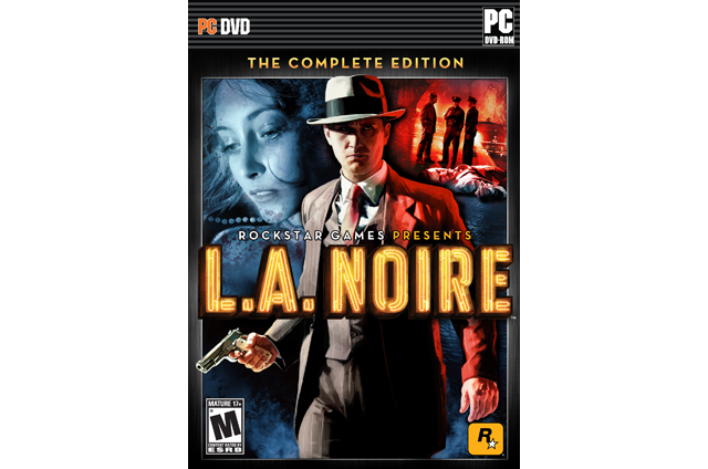 L.A. Noire: The Complete Edition Confirmed For PCs on Nov. 8, Nov. 11