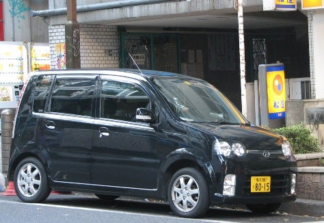 Down on the Street... in Tokyo: Kei Cars