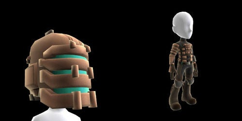 360 Avatars Get Dead Space, NBA & NCAA Outfits