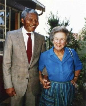Helen Suzman, Anti-Apartheid Activist, Dead At 91
