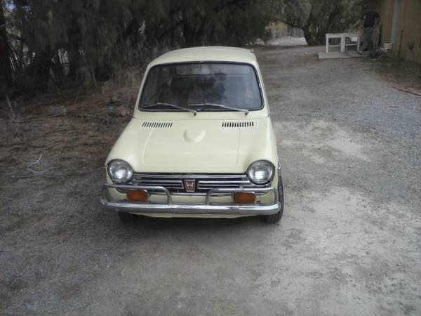NPOCP: Honda 600