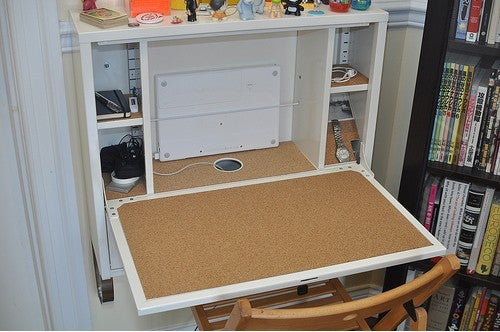 The Fold-Away Desk