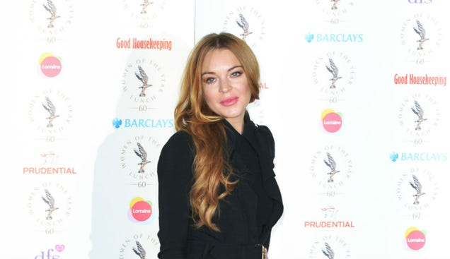 Lindsay Lohan Sued For $60 Million For Stealing Idea for App