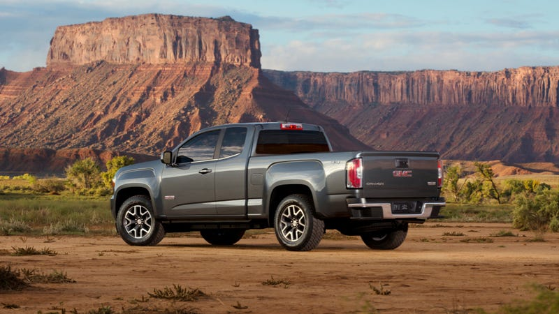 2015 GMC Canyon: This Is It