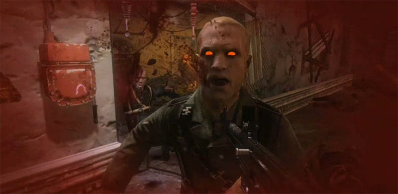 New Call Of Duty Zombie Trailer: Zombies!