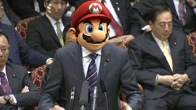 Japanese Prime Minister Thinks Country Can Learn from...Nintendo