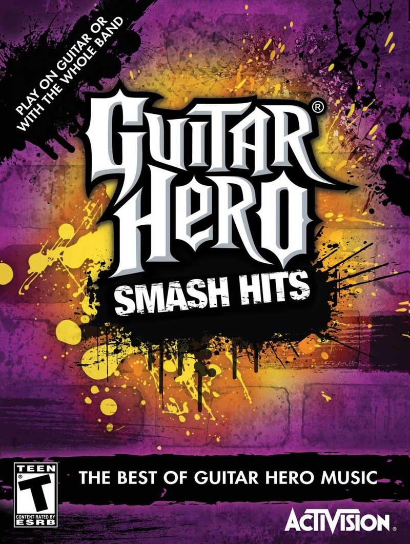 Guitar Hero: Greatest Hits Is Now Guitar Hero: Smash Hits