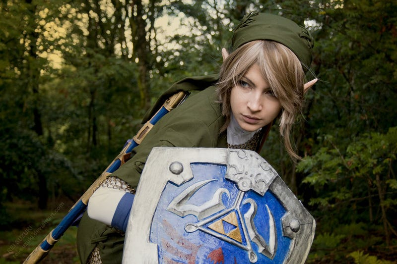 So Much Awesome Zelda Cosplay. So, So Much.