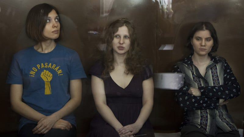 You Should Read the Pussy Riot Defendants' Powerful Closing Statements