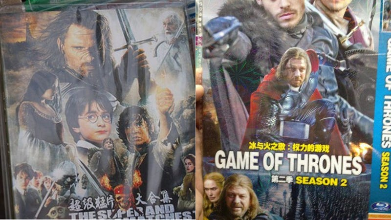 These Chinese Knockoff DVD Movies Are Hilarious