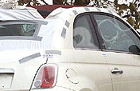 Fiat 500 Cabrio: Tradition!