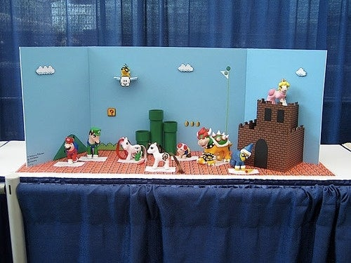 Super Mario Little Pony Bros.