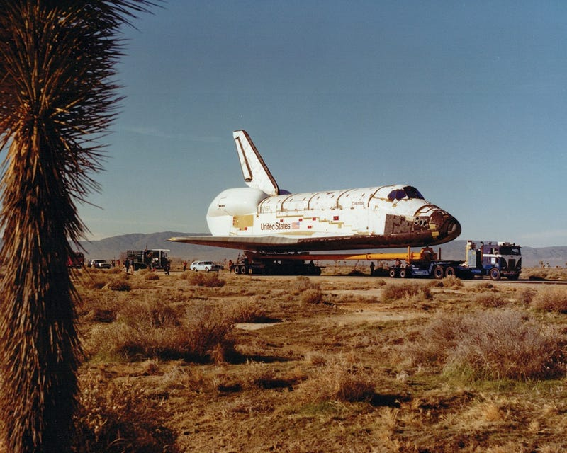 How America's First Reusable Space Shuttle Got Off the Ground