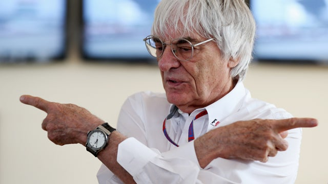 F1 King Muppet Bernie Ecclestone Escapes Jail, This Time