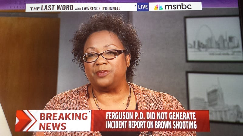 MSNBC BREAKING NEWS: FERGUSON P.D. Did Not Generate Incident Report for Michael Brown Shooting!