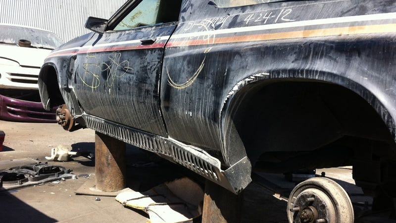 Rare Shelby Prototype Pickup Truck Found Forsaken In SoCal Junkyard