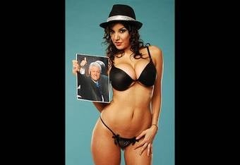 Correction: This Is the Woman Who Says She Gave Bill Clinton a 'Baile Hot'
