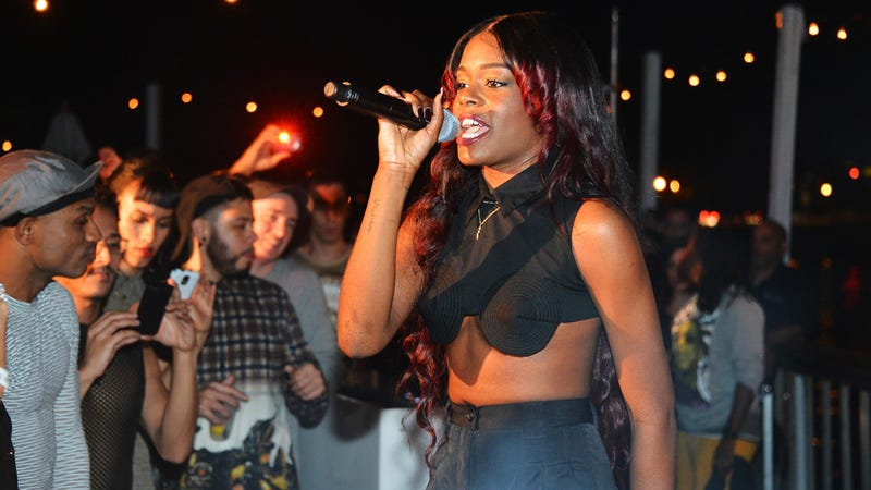 "Azealia Banks Called Perez Hilton a ""Faggot,"" But That Doesn't Make Her a Homophobe"