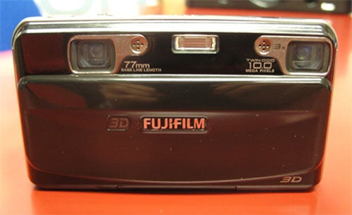 "Fuji Finepix Real 3D W1 Tested, Declared ""Coolest Camera of the Year"""