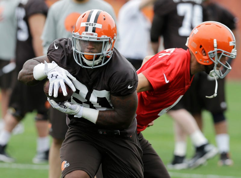 Thirsty-Ass Browns Rookie Gets His Thirst Quenched With Dick Pics