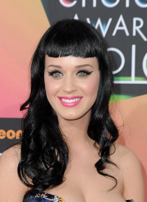 "Katy Perry ""Constantly"" Bickers With Russell Brand"