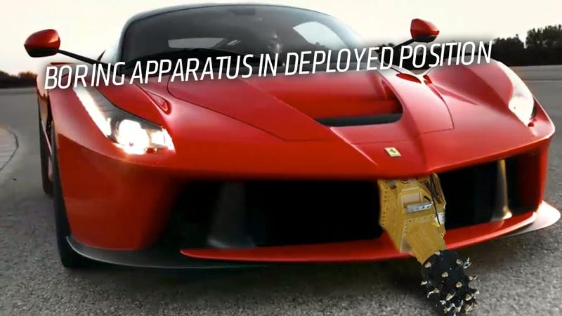 2015 LaFerrari: The Imaginary Jalopnik Review