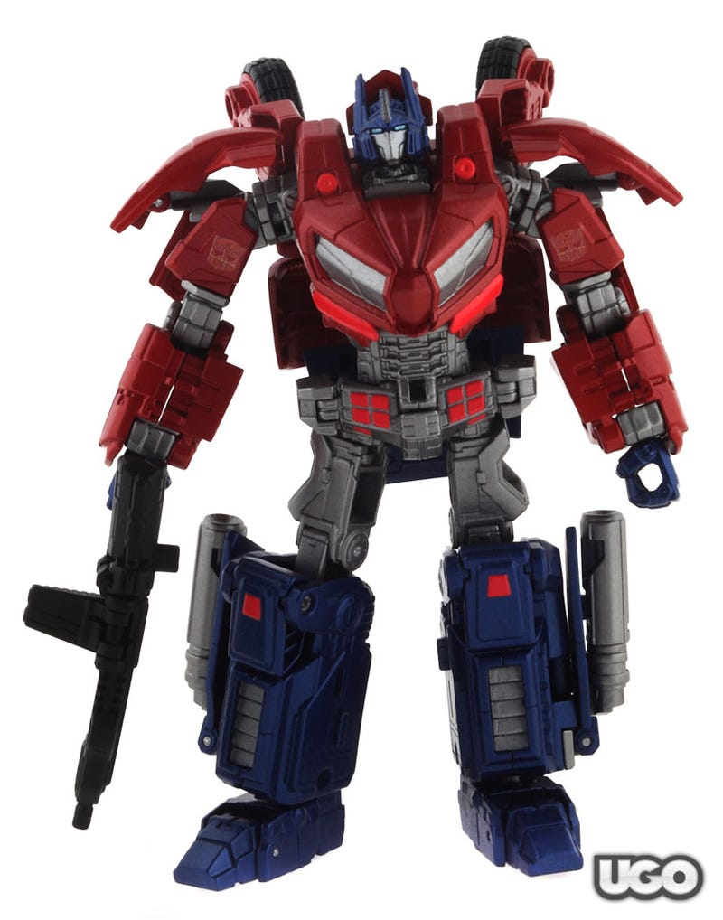 Transformers: War For Cybertron Gets Its Own Toy Line (Update)